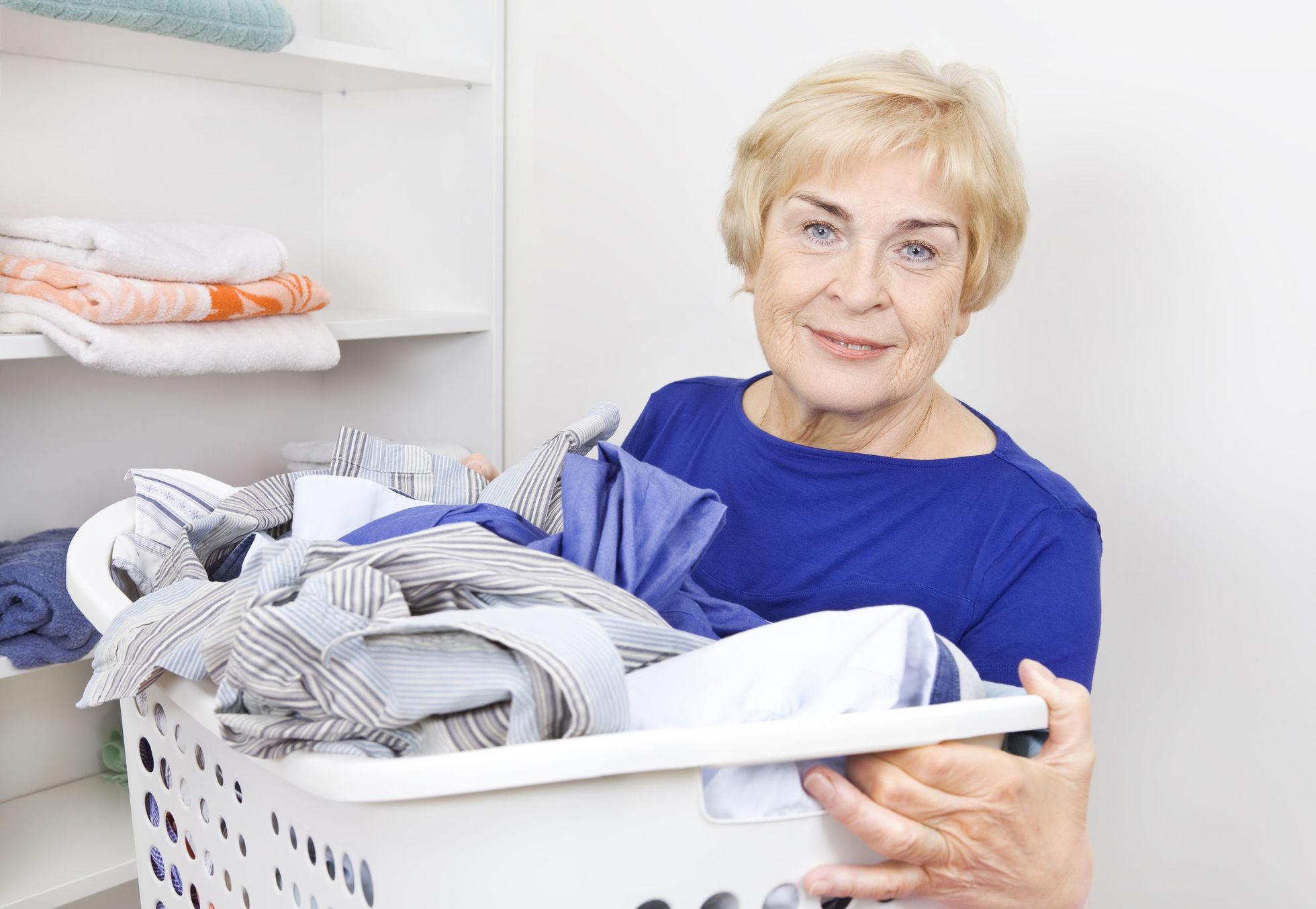 Rena Textilpflege - Wieviel Wäsche benötigt ein Bewohner
