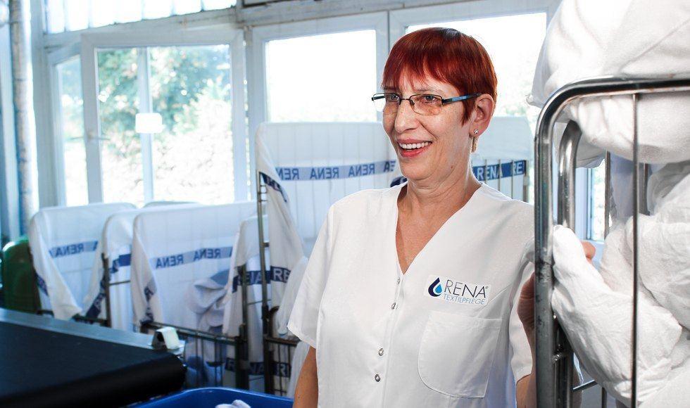 Rena Textilpflege- Wir sind stolz auf unsere Mitarbeiter!