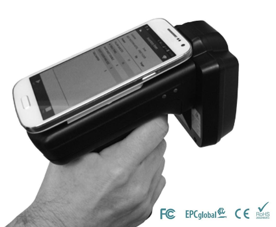RFID UHF Handscanner für Wäsche