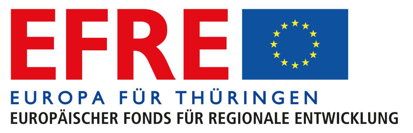 EFRE Europa für Thüringen